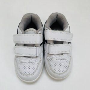 Sneakers velcro wit Diadora maat 24