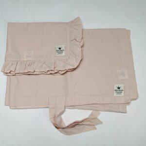 Dekbedset ledikant pink frill Elodie Details