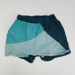 Short colour block blue Zara 18-24m / 92