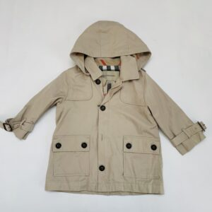 Trench coat Burberry 18m / 86