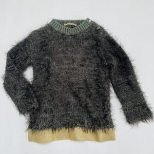 Grizzly sweater olive Gold Belgium 2jr