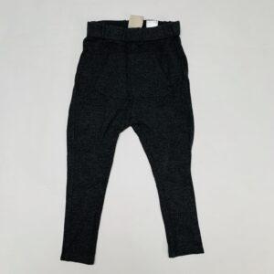 Legging sweatstyle antraciet Zara12-18m / 86