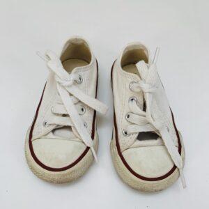 Sneakers wit Converse maat 21