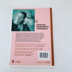 Boek Niet aan Kind & Gezin verklappen Hanne Luyten