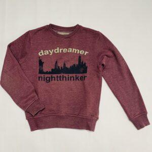 Sweater gevoerd Daydreamer Brian & Nephew 10jr / 140