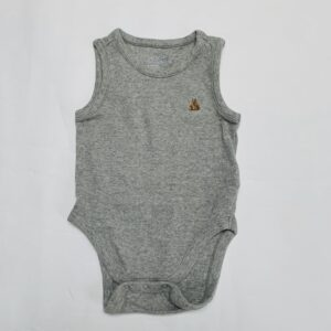 Romper sleeveless bear Babygap 3-6m