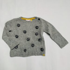 Sweater tricot bolletjes JBC 86