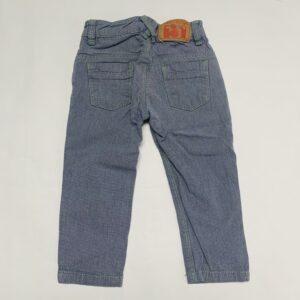 Aanpasbare broek ruitjes Fred & Ginger 86