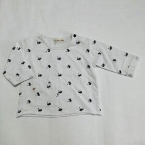Longsleeve palmtrees My little cozmo 6-9m