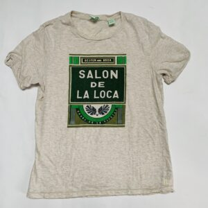 T-shirt salon de la loca Scotch and Soda 10jr / 140