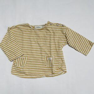 Longsleeve stripes Bùho 6m