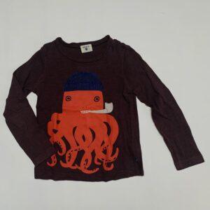Longsleeve octopus Hilde & co 4jr
