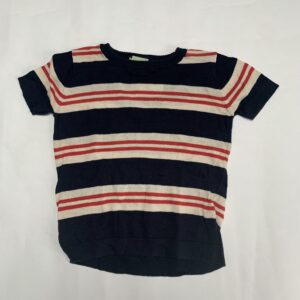 T-shirt stripes tricot FUB 90