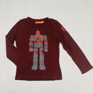 Longsleeve robot Fred and Ginger 104