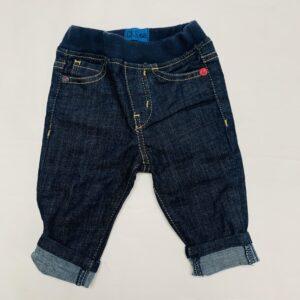 Donkere jeans met rekker CKS 68