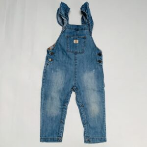 Salopet denim Zara 18-24m / 92