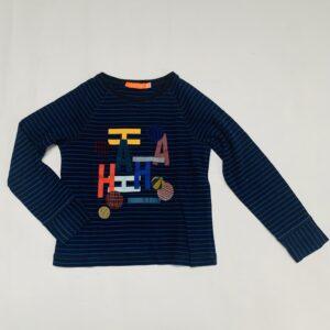 Sweatshirt stripes ball Fred & Ginger 110