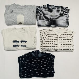 5 x pyjama La Redoute 2jr / 86