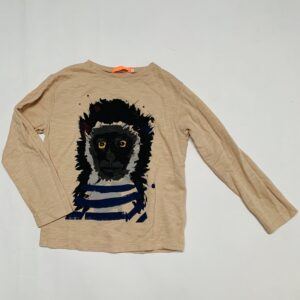 Longsleeve monkey  Fred and Ginger 128