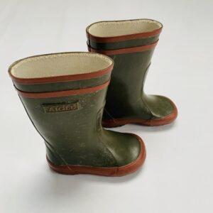 Laarzen groen Aigle maat 21