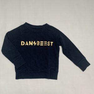 Sweater dansbeest Beest 3-4jr / 98/104