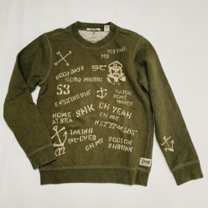 Sweater pirate Scotch and Soda 10jr / 140