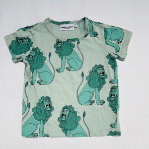 T-shirt lion Mini Rodini 92/98