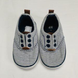Slipon stripes H&M maat 22