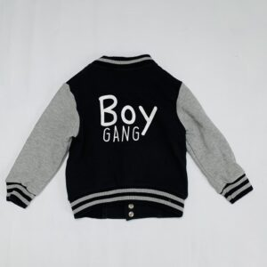 Baseball jacket Boy Gang Cos I said so 104/110