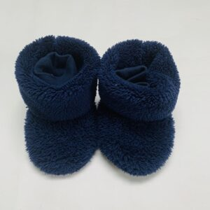 Pantoffels donkerblauw Woody 22-26