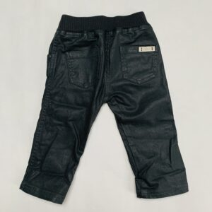 Broek met rekker leather look IKKS 12m