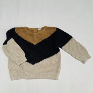 Gebreide sweater H&M 12-18m / 86