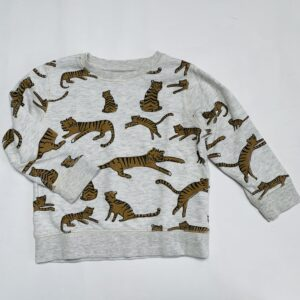 Sweater tiger Next 2-3jr/ 98