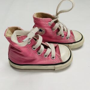 High top sneakers pink Converse 20