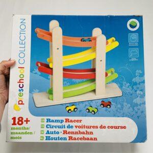 Ramp racer Preschool collection