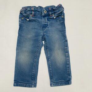 Aanpasbare jeansbroek Fred & Ginger 80
