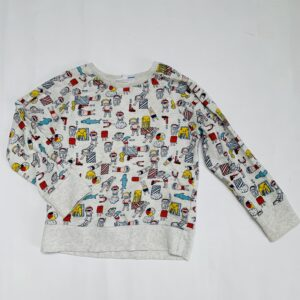 Sweater mannetjes JBC 110
