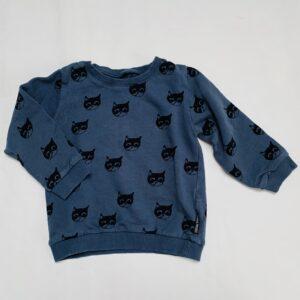 Sweater masked cat Filou & Friends 3jr