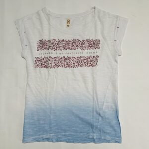 T-shirt leopard is myfavourite colour CKS 12jr