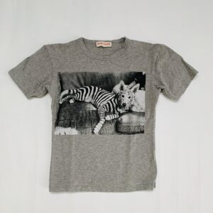 Shirt zebrahond Anne Kurris 8jr / 128