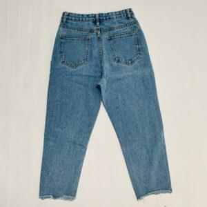 Jeansbroek 'mom jeans model' Lewis Melly S