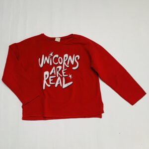 Trui unicorns are real Zara 11-12jr / 152