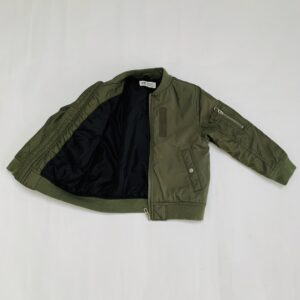 Bomber jacket kaki H&M 3-4jr / 104