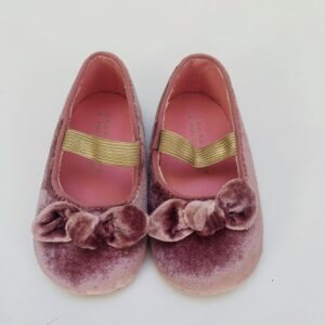 Schoentjes fluweel Zara Home 17/18