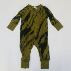 Onesie green Mainio 74/80