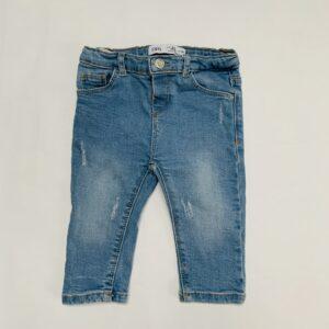 2 x jeans Zara 6-9m / 74