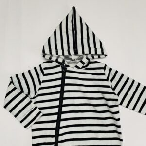 Onesie met kap stripes House of Jamie 86/92