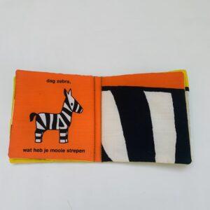 Knisperboekje dieren Dick Bruna