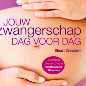 Boek 'jouw zwangerschap dag voor dag'Stuart Campbell