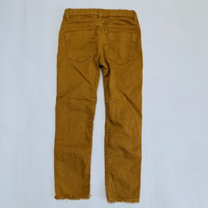 Broek mustard Fred and Ginger 128